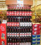 2 Liter End Cap Display