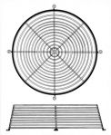 RFC 1001 Series Tapered Fan Guard