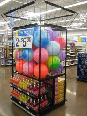 Wal-Mart Ball Rack | Retail Display Racks | Point of Purchase Displays | Wal-Mart Ball Rack | Retail Display Racks | Point of Purchase Displays | Wal-Mart ... & Wal-Mart Ball Rack | Retail Display Racks | Point of Purchase ...